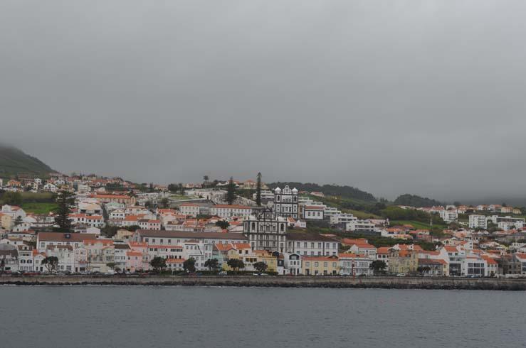 Horta Harbour