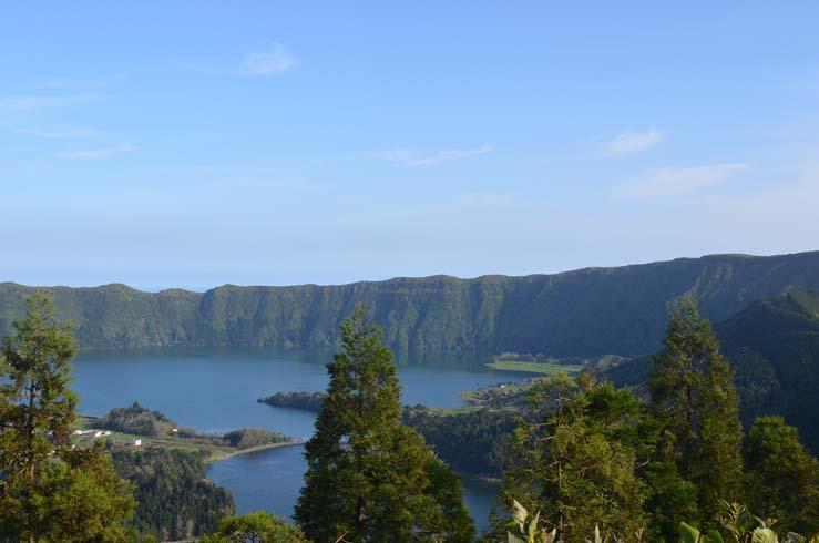 Ponta Delgada, Sao Miguel, the Azores: and then (finally) home!