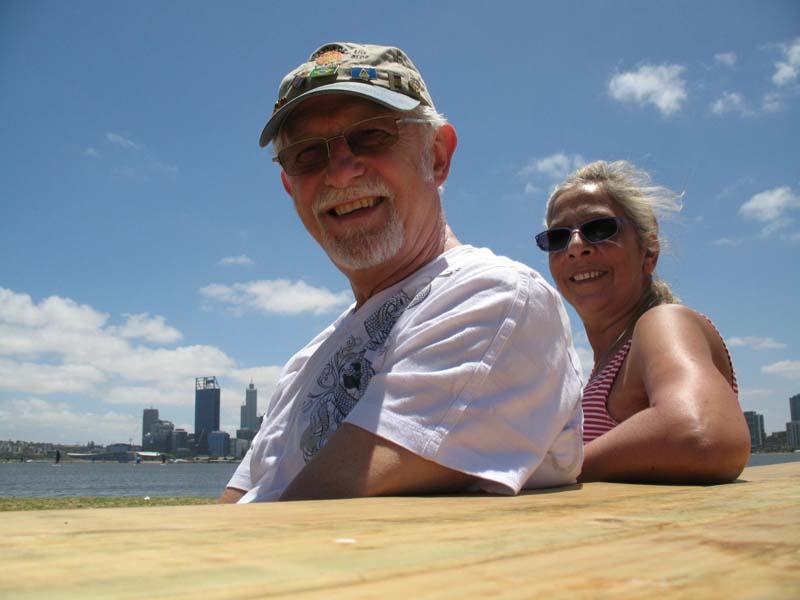 Steve & Lynda, Swan River