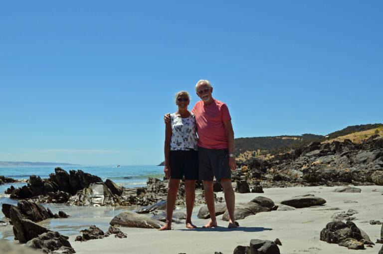Kangaroo Island, Adelaide and onward to Tasmania: 01/02 February 2014