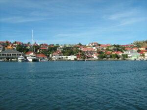 St Barts Harbour