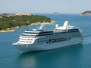 Oceania Cruise Ship Insignia