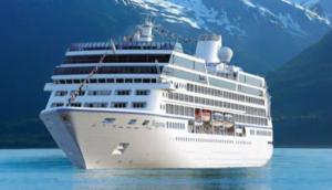 Oceania ship Regatta